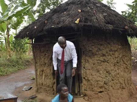 Governor Wycliffe Wangamati Receives Praises After Doing These to This Disabled Single Mother