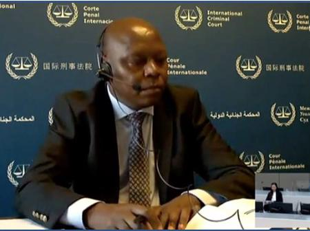 Blow to Lawyer Gicheru After ICC Rejects His Case Deferment Request