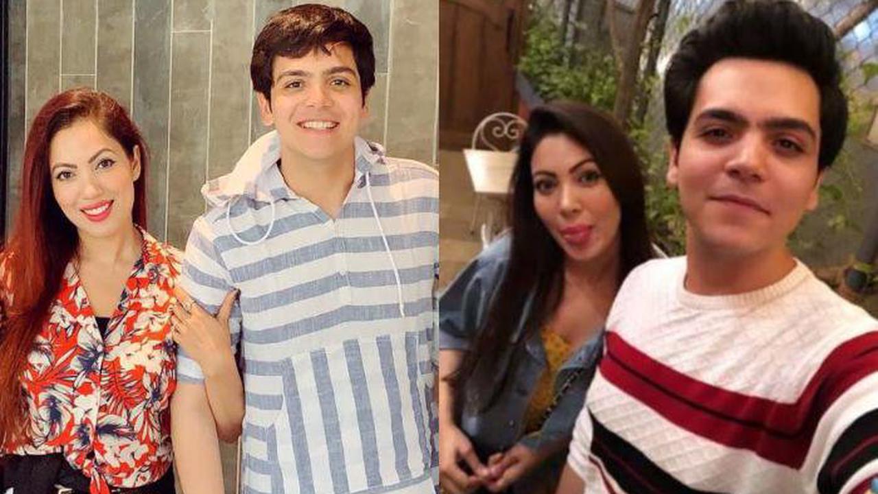 Taarak Mehta fame Munmun Dutta and Raj Anadkat are madly