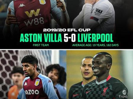 See how Karma played out in the game between Liverpool vs Aston Villa