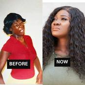 It Is Good To Be Rich, See The Massive Transformation Of Popular Nollywood Actress Mercy Johnson