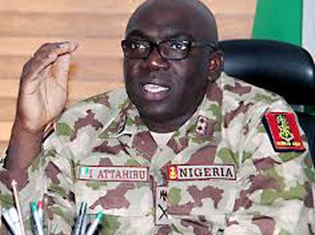 OPINION: Nigerian Army Chief Was Very Right In His Response To The House Of Reps