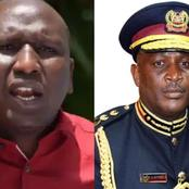 Ruto's Ally  Urges Inspector General Hillary Mutyambai to Resign over Violence on Thursday