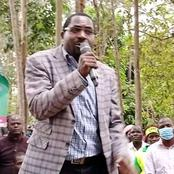 Matungu By Election Takes Another Twist After Party Leaders Resolved To Do This
