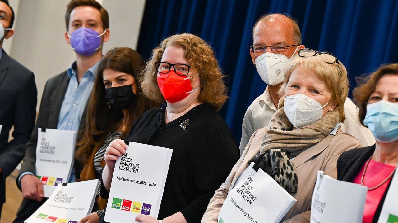 """Frankfurter """"V-Ampel"""": Koalition einigt sich doch noch"""