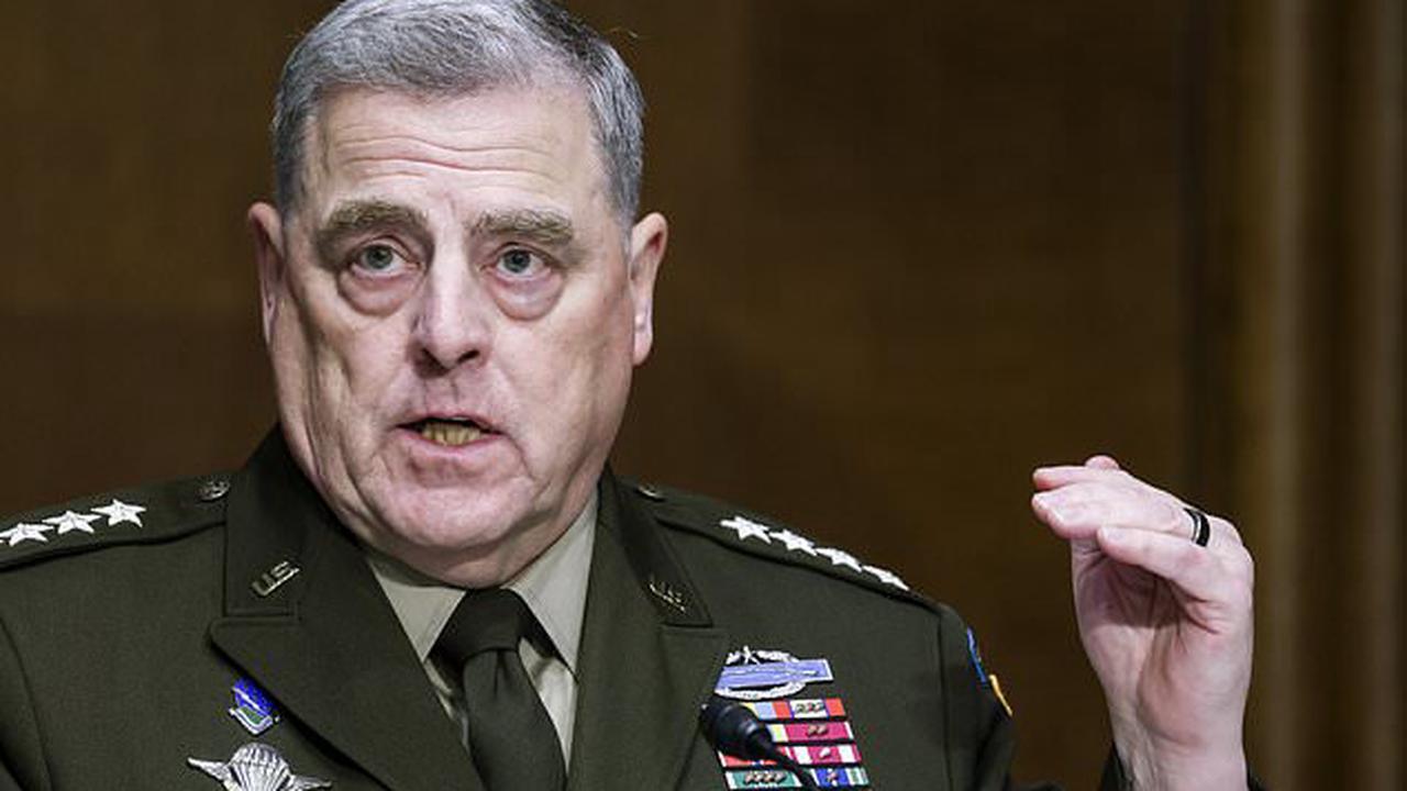 Pentagon leaders testily defend efforts on racism, extremism