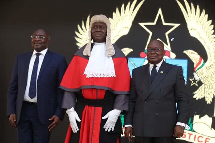 aee74ed52d66a75e6328c1c3ea7af743?quality=uhq&resize=720 - 10 Out Of The 17 SC Justices Were Appointed By Nana Addo, How Do You Think The Case Will Go For NDC?