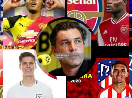 Arsenal Reach Agreement With Atletico As BVB Director Gives Update On Sancho Move To Man UTD & More