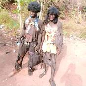 Funny pictures as Oko federal polytechnic celebrates rag day