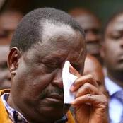 Bad News to Raila After NASA Stronghold Residents Threatens to Reject BBI Report