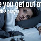 Say this short Saturday morning prayer before you get out of bed (16/01/2021)