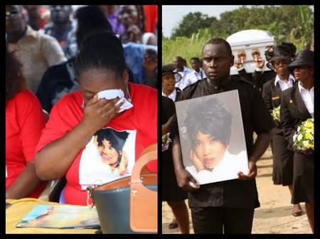 Never Forgotten: See Burial Pictures of Nigerian Celebrities