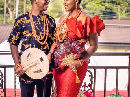 Most Beautiful Nigerian Wedding Attires And Bridal Looks 2021