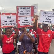 Tarkwa Residents Buy Into John Mahama's Promise. What Could This Be?