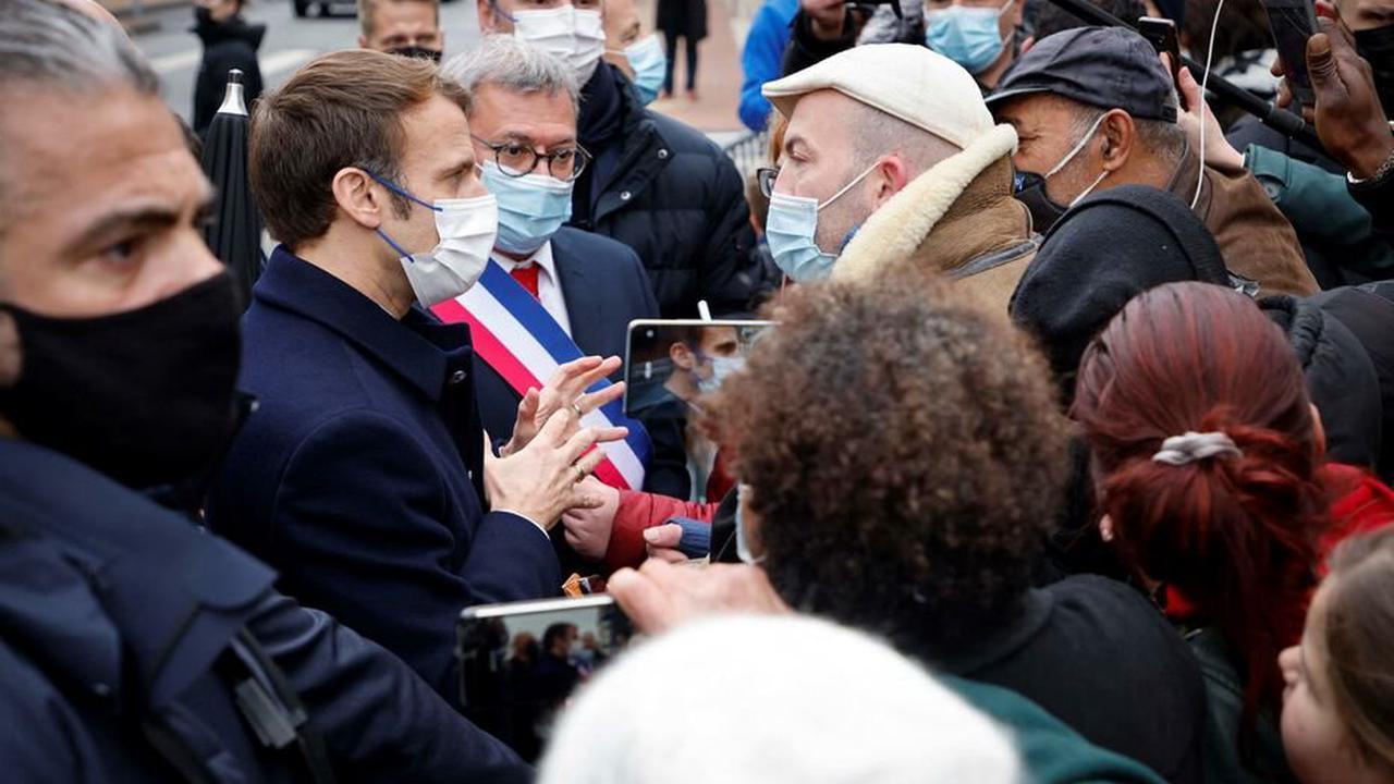Covid-19 : Emmanuel Macron annonce un couvre-feu dans l'agglomération de Rouen