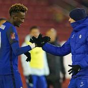 Thomas Tuchel explains absence of Tammy Abraham vs Manchester United