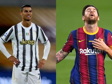 Reason Why Messi Vs Ronaldo UCL Game Will Not Happen