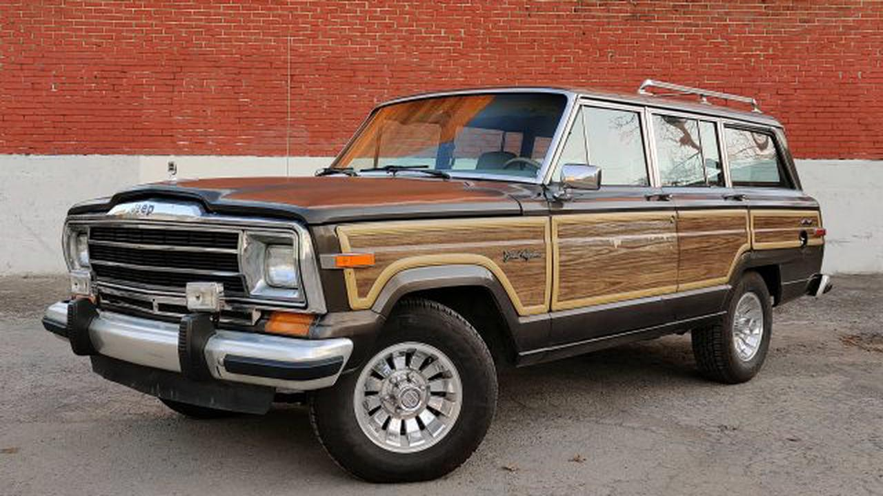 Jeep Grand Wagoneer LS swap: Project accomplished, lessons learned