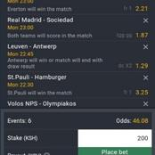 6 Well Analyzed Monday-Night Football Matches With the Best Odds