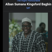 Biography Of Alban Bagbin.
