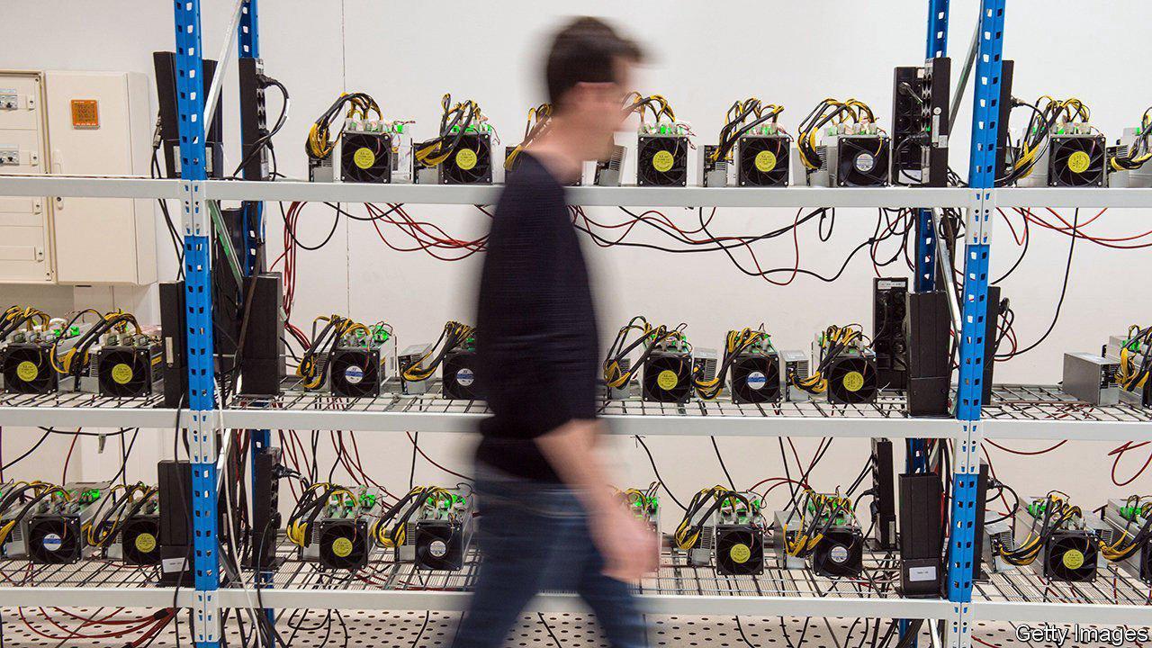 Totting up bitcoin's environmental costs