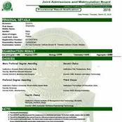 Meet The Guy Who Scored 399 In JAMB