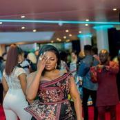 Funke Akindele replies a follower who called her stingy
