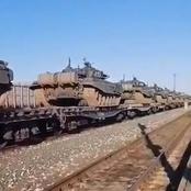Offensive Russe sur l'Ukraine : les forces armées ukrainiennes sont en état d'alerte