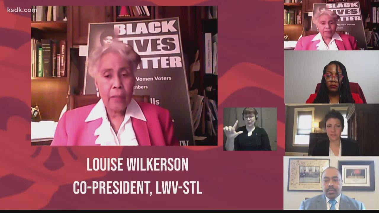 St. Louis mayoral candidates campaign virtually during the continuing pandemic