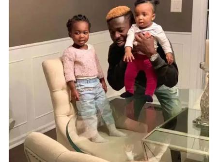 Meet the alleged girlfriend and children of Bisa kdei