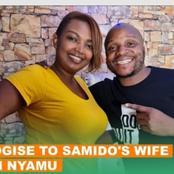 Finally Karen Nyamu Makes An Apology To Samidoh's Wife.