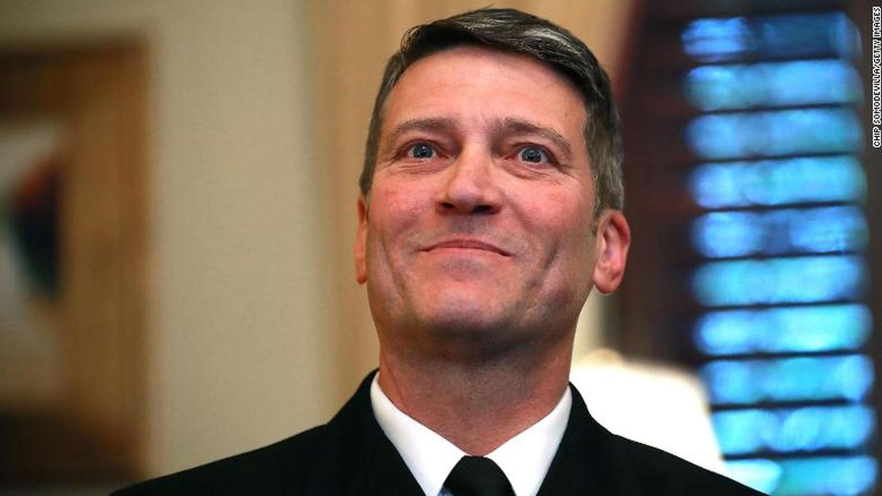 Analysis: What will Republicans do about their Ronny Jackson problem?