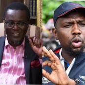 Mutahi Ngunyi's Question to Senator Murkomen Sparks Mixed Reactions