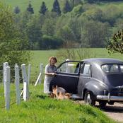 À 94 ans, elle conduit la même voiture depuis 1954
