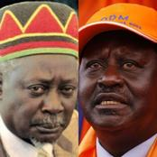 Did You Know That Raila's Grandfather was Killed While Serving a Life Sentence After Doing This?