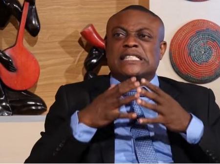 Black Thursday As Sad News Hits Lawyer Maurice Ampaw