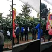 Several Passengers Injured In A Deadly Accident Involving A PSV In Kahawa West
