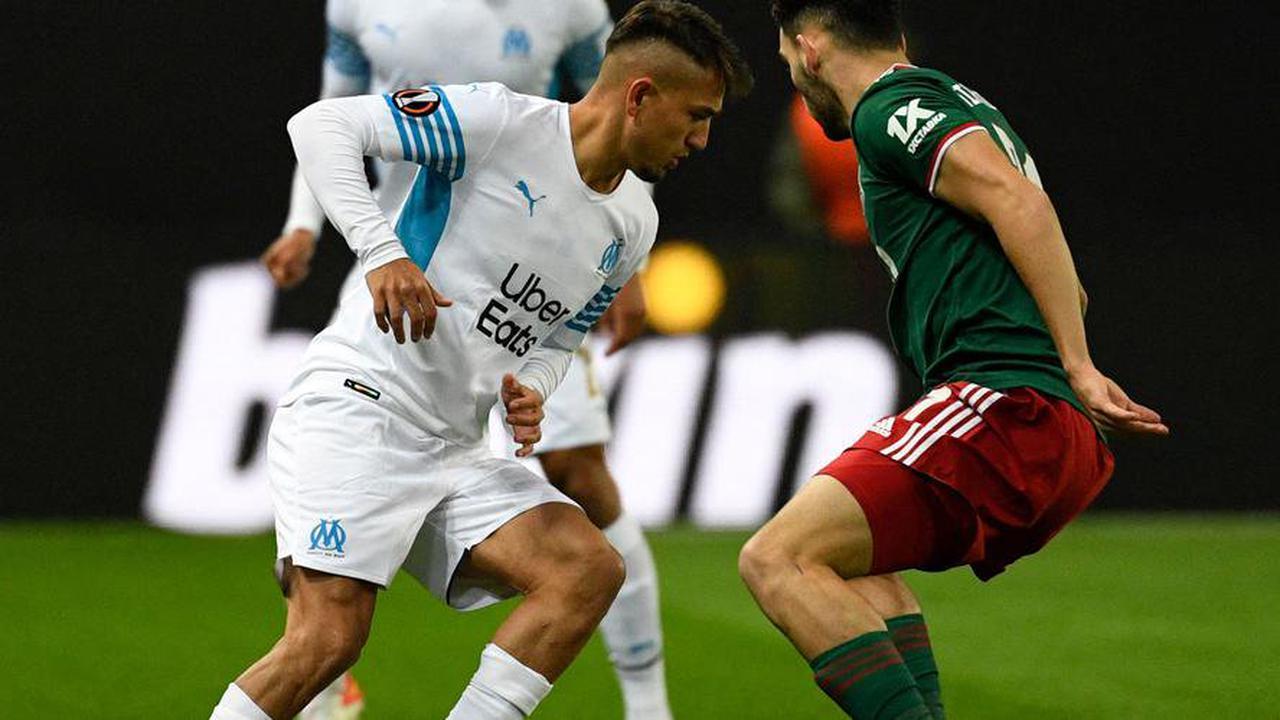 Ligue Europa: Marseille a tout gâché face au Lokomotiv Moscou (1–1)