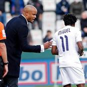 Brighton and Hove Albion head coach let people know what he thinks of Percy Tau.