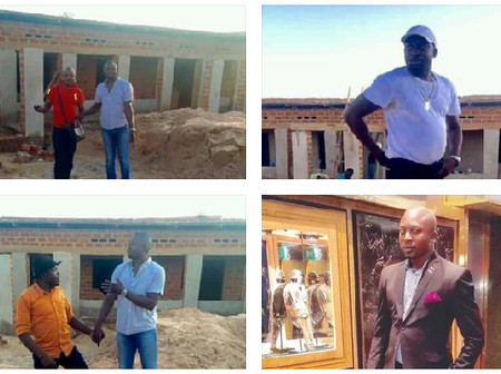 Congolese Biggest Scammer in South Africa, is Building House in DRC- SA Cry Out on Twitter