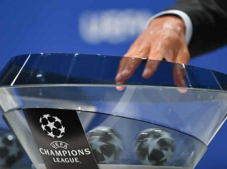 See The UEFA Champions League 2020-2021 Group Stage Draw