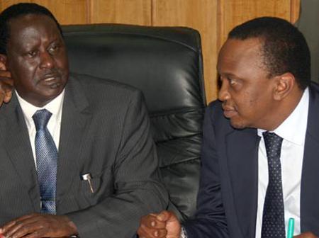 Revealed: Groups Around President Uhuru Objects Raila's Call For BBI Referendum, Cites Why