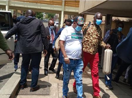 Sonko Left Alone As His Legal Team Quit The Graft Case Involving Him