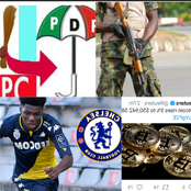 Today's Headlines: Soldier Commits Suicide, Bitcoin Rises, Police Reform Bill Passes, Transfer News