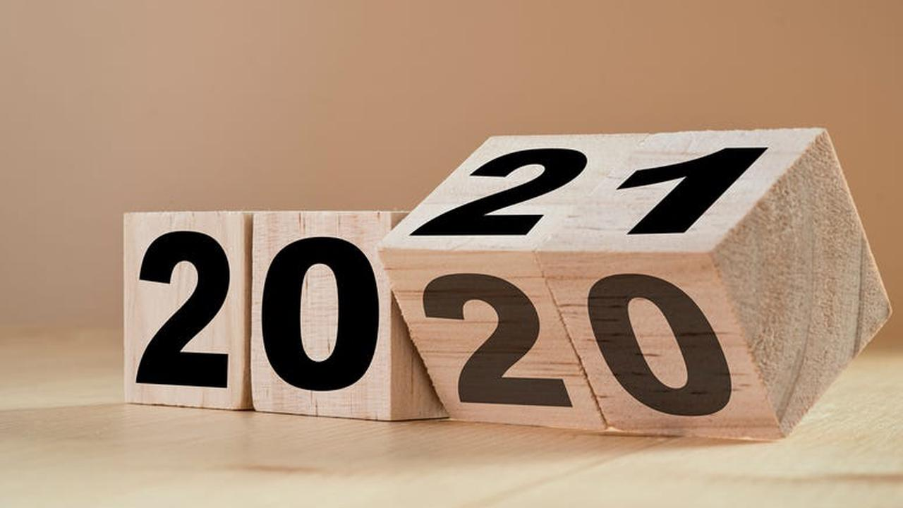91% Of Americans Looking Forward To 2021
