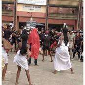 Opinion:UNICAL Should Prohibit This Kind Of Induction Ceremony Done By Department Of Theatre Studies