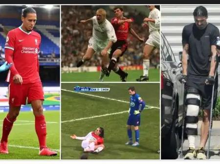 Top Five World-Class Players Who Rediscovered Their Form After Suffering An ACL Injury