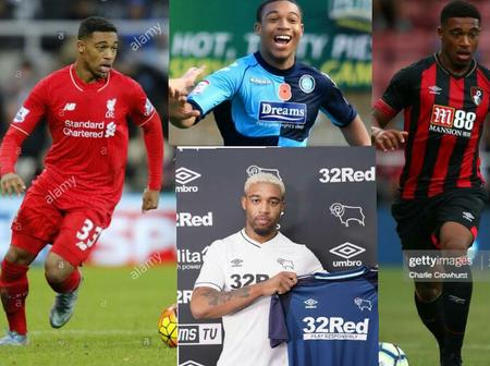 He rejected Nigeria in 2015 - How Jordan Ibe went from Liverpool to Derby county in just 4 years