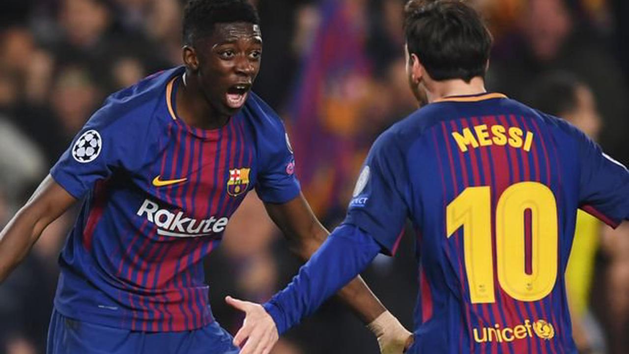 Ronald Koeman speaks out on Ousmane Dembele's future after fresh Liverpool claim