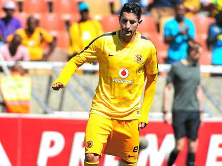 Kaizer Chiefs Suffer Castro Blow Ahead Of Cricial Trip To Horoya AC